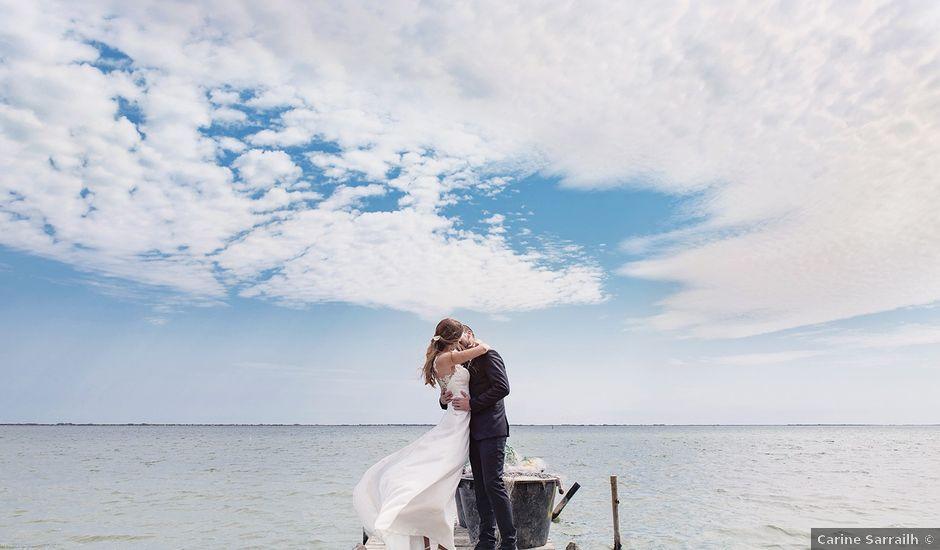 Le mariage de Yoan et Coralie à Palavas-les-Flots, Hérault