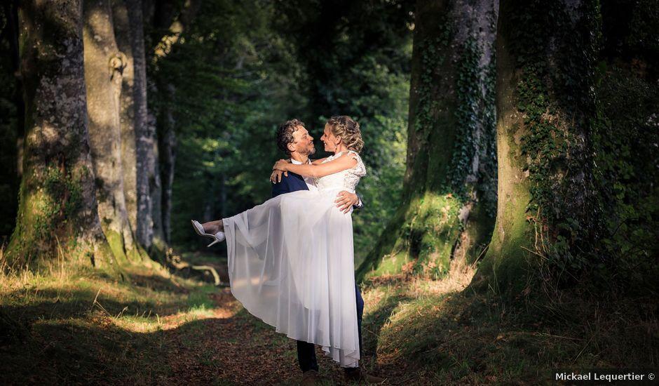 Le mariage de Jimmy et Lorinda à Pont-l'Évêque, Calvados