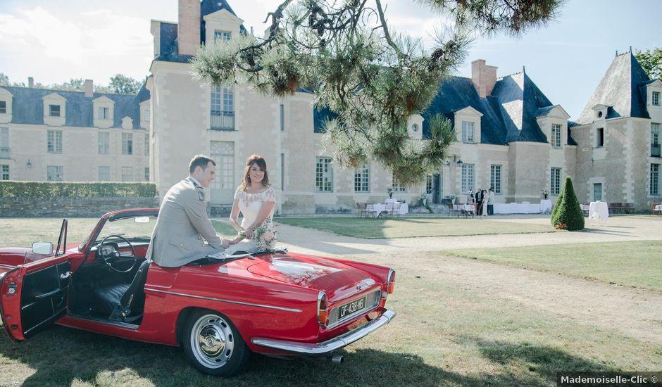 Le mariage de Jérôme et Maria à Angers, Maine et Loire