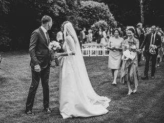 Le mariage de Anneke et Raymond