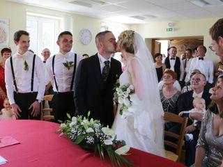 Le mariage de Florian et Marine