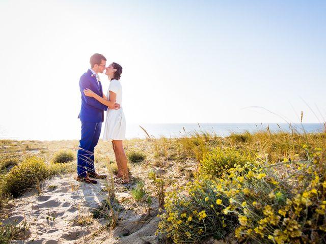 Le mariage de Jules et Roxanne à Beylongue, Landes 1