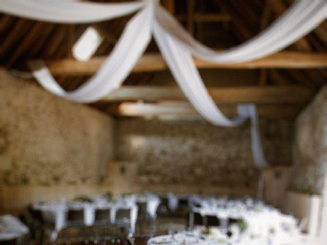 Le mariage de Benoit et Aleksandra à Villandry, Indre-et-Loire 24
