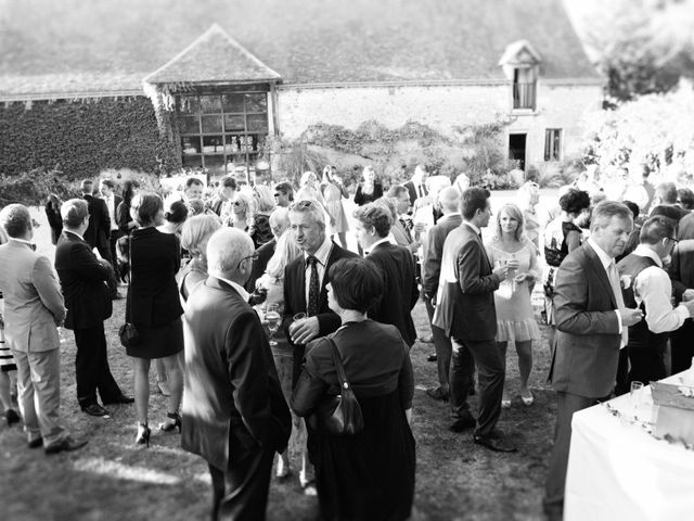 Le mariage de Benoit et Aleksandra à Villandry, Indre-et-Loire 30