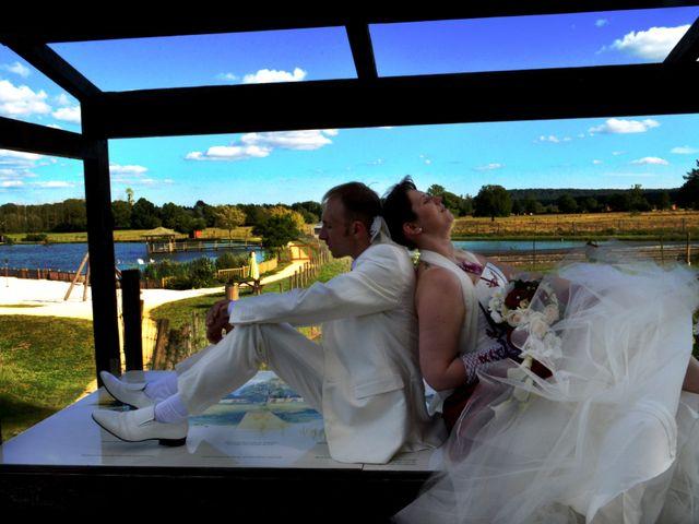Le mariage de Gabriel et Cyrielle à Vendresse, Ardennes 1