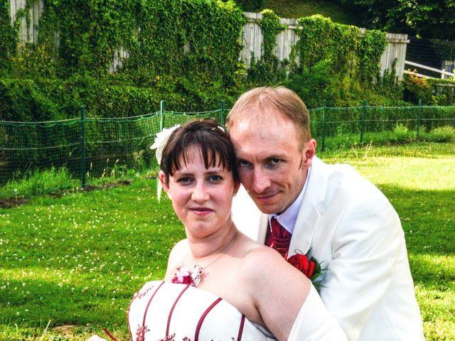 Le mariage de Gabriel et Cyrielle à Vendresse, Ardennes 3