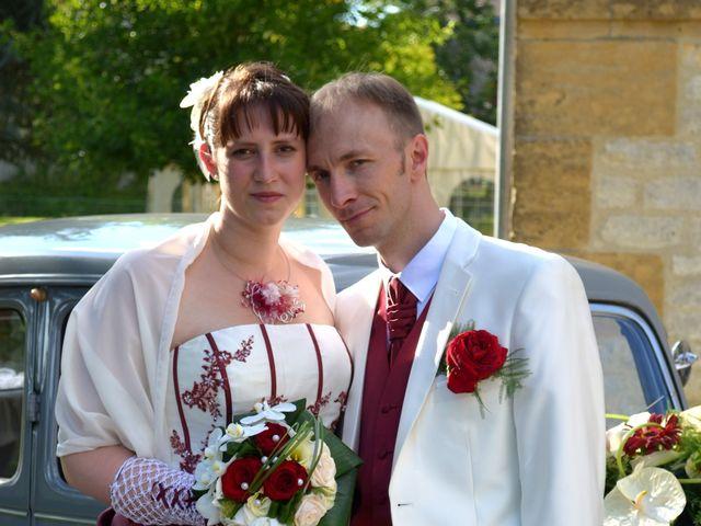 Le mariage de Gabriel et Cyrielle à Vendresse, Ardennes 4