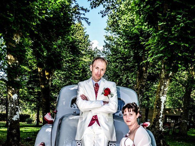 Le mariage de Gabriel et Cyrielle à Vendresse, Ardennes 6