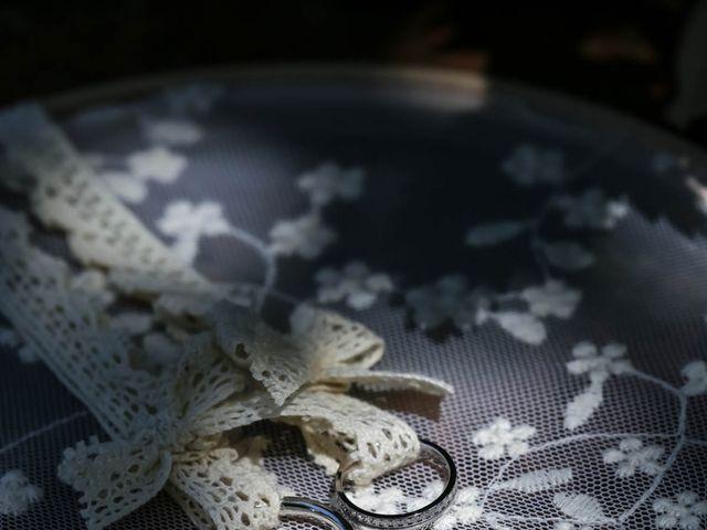 Le mariage de Marine et Florian à Berville-sur-Mer, Eure 8