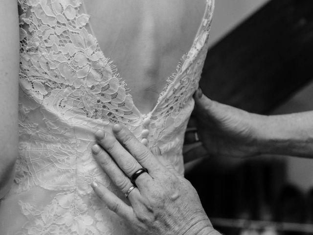 Le mariage de Marine et Florian à Berville-sur-Mer, Eure 10