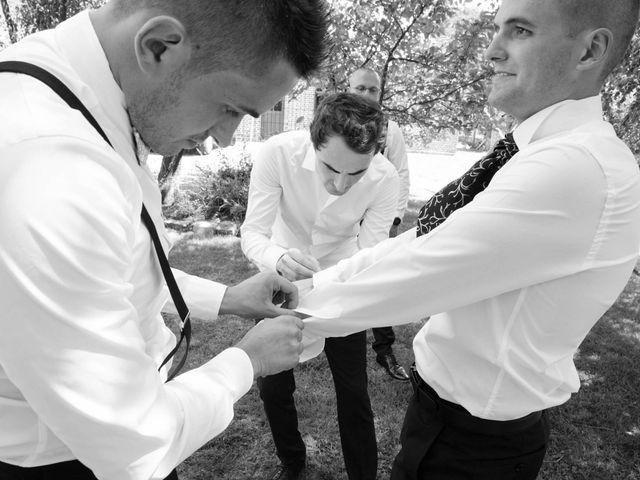Le mariage de Marine et Florian à Berville-sur-Mer, Eure 11