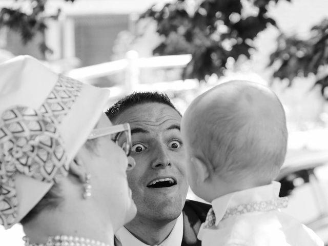 Le mariage de Marine et Florian à Berville-sur-Mer, Eure 15