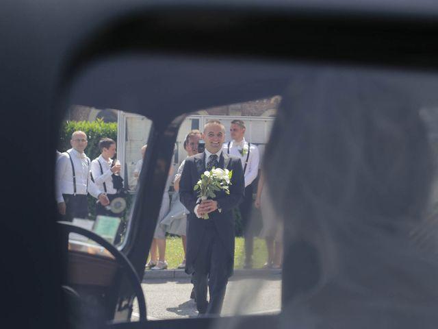 Le mariage de Marine et Florian à Berville-sur-Mer, Eure 16