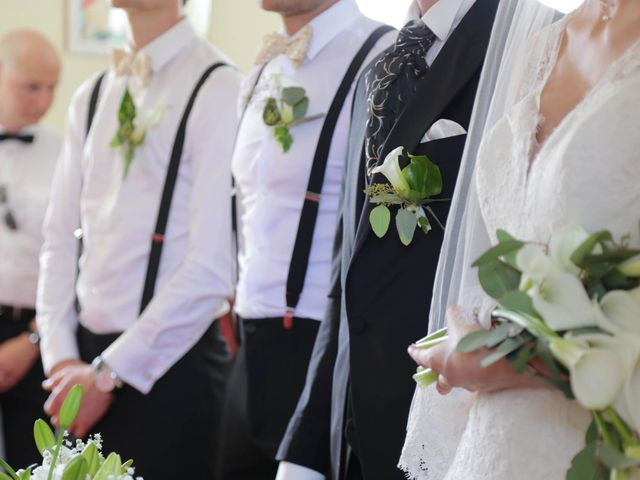 Le mariage de Marine et Florian à Berville-sur-Mer, Eure 19