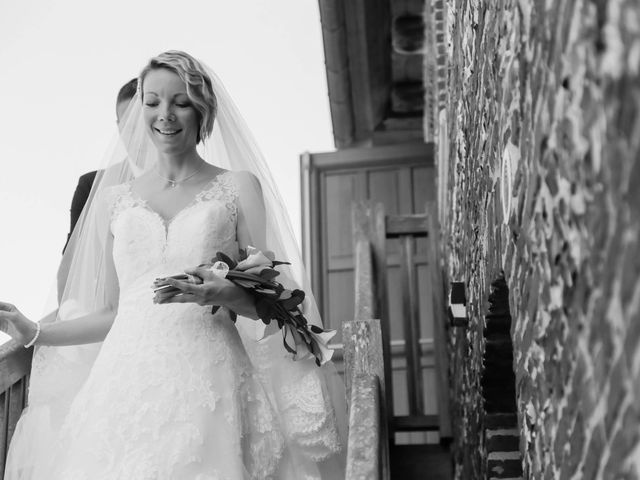 Le mariage de Marine et Florian à Berville-sur-Mer, Eure 21