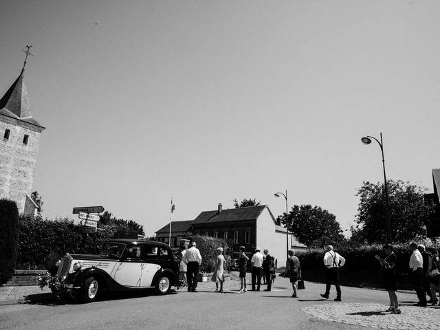 Le mariage de Marine et Florian à Berville-sur-Mer, Eure 24