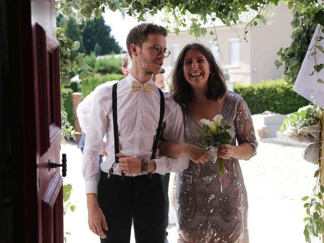 Le mariage de Marine et Florian à Berville-sur-Mer, Eure 27