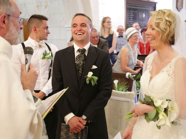 Le mariage de Marine et Florian à Berville-sur-Mer, Eure 31