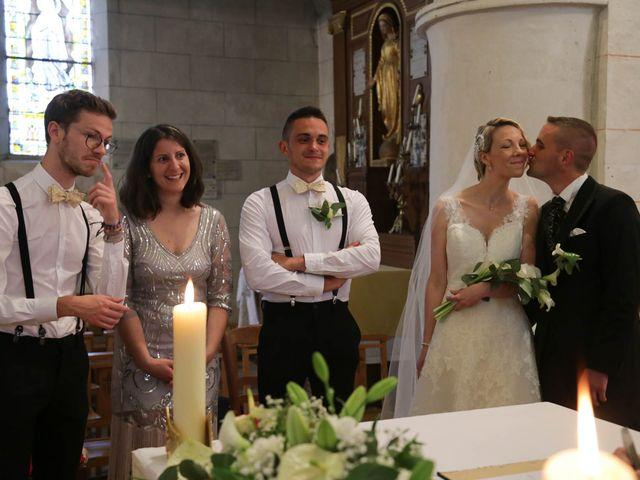Le mariage de Marine et Florian à Berville-sur-Mer, Eure 34