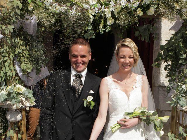 Le mariage de Marine et Florian à Berville-sur-Mer, Eure 39