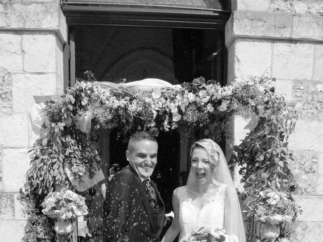 Le mariage de Marine et Florian à Berville-sur-Mer, Eure 40