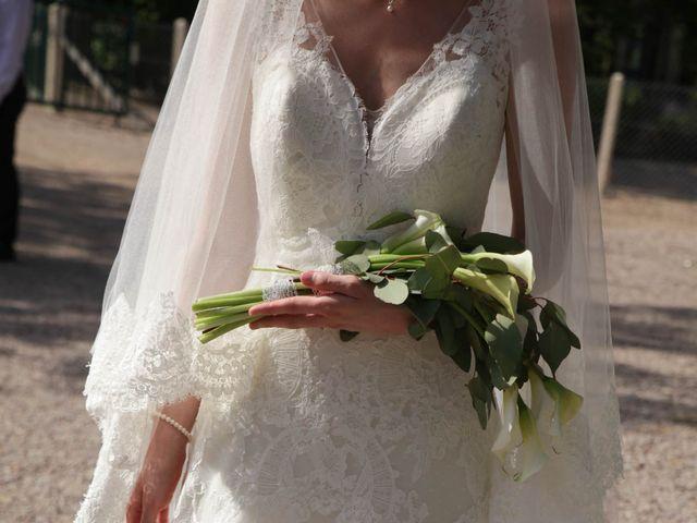 Le mariage de Marine et Florian à Berville-sur-Mer, Eure 43