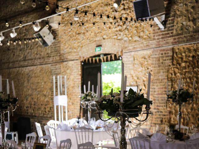 Le mariage de Marine et Florian à Berville-sur-Mer, Eure 45