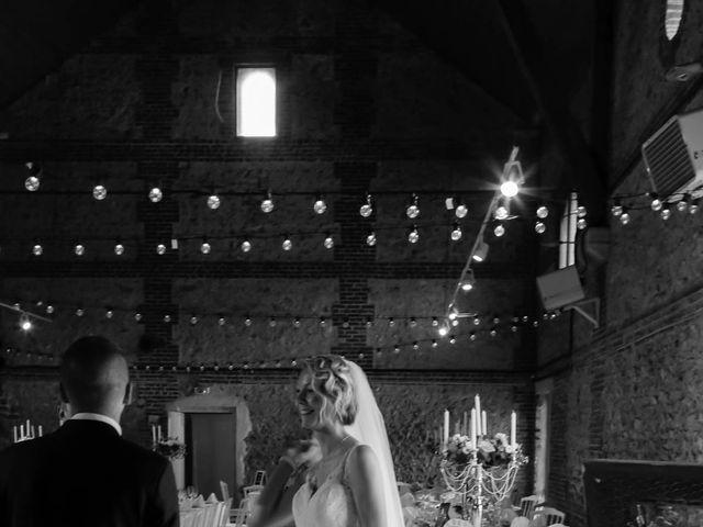 Le mariage de Marine et Florian à Berville-sur-Mer, Eure 49