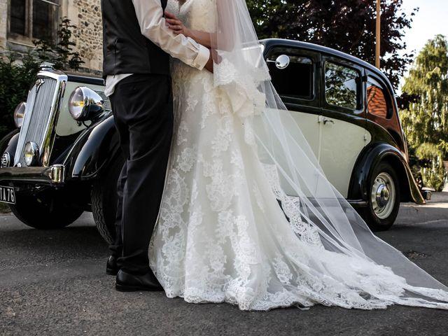 Le mariage de Marine et Florian à Berville-sur-Mer, Eure 52