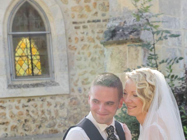 Le mariage de Marine et Florian à Berville-sur-Mer, Eure 53