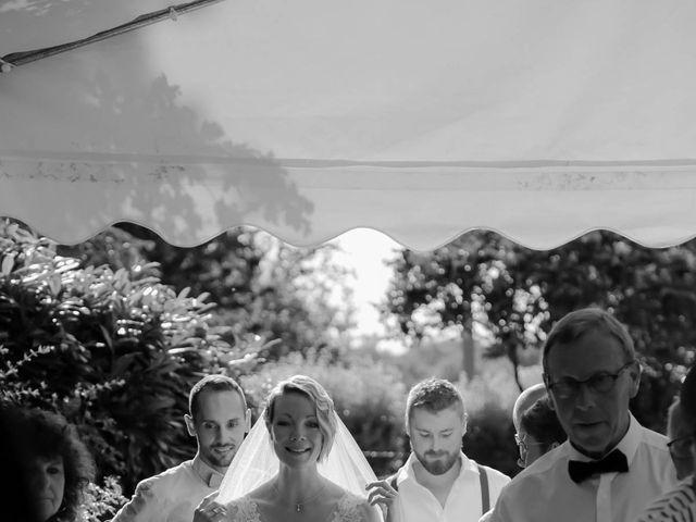 Le mariage de Marine et Florian à Berville-sur-Mer, Eure 56
