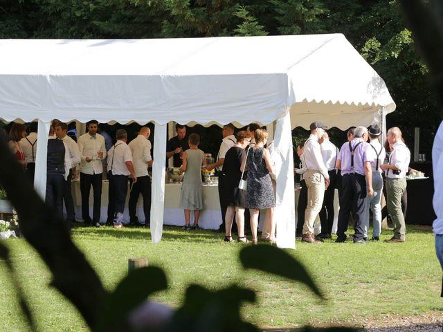 Le mariage de Marine et Florian à Berville-sur-Mer, Eure 57