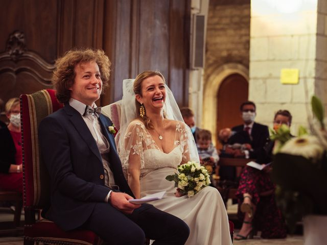 Le mariage de Clément et Solenne à Menetou-Couture, Cher 4