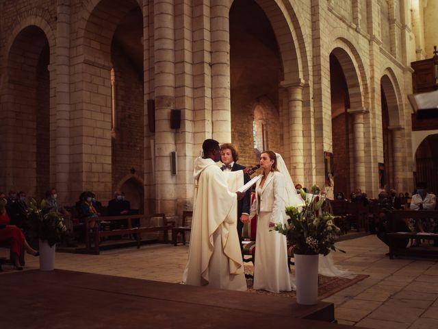 Le mariage de Clément et Solenne à Menetou-Couture, Cher 5