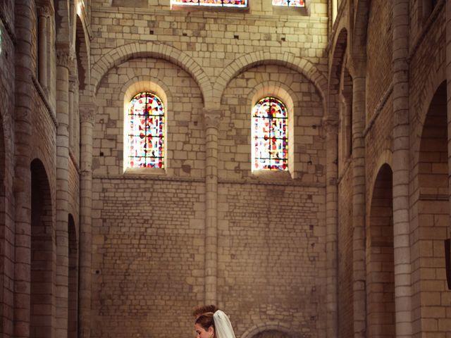 Le mariage de Clément et Solenne à Menetou-Couture, Cher 7