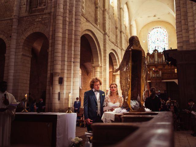 Le mariage de Clément et Solenne à Menetou-Couture, Cher 8