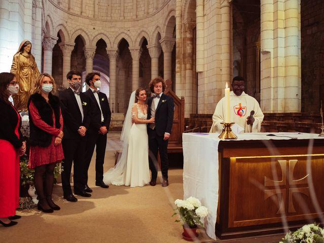 Le mariage de Clément et Solenne à Menetou-Couture, Cher 9