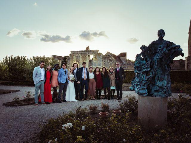 Le mariage de Clément et Solenne à Menetou-Couture, Cher 12