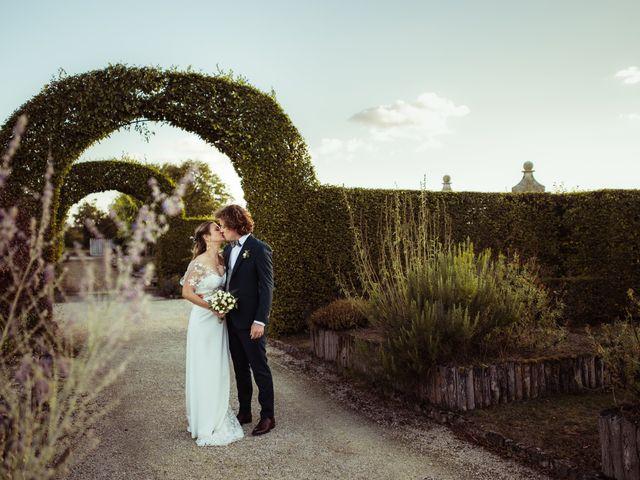 Le mariage de Clément et Solenne à Menetou-Couture, Cher 13