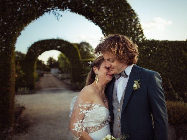 Le mariage de Clément et Solenne à Menetou-Couture, Cher 14