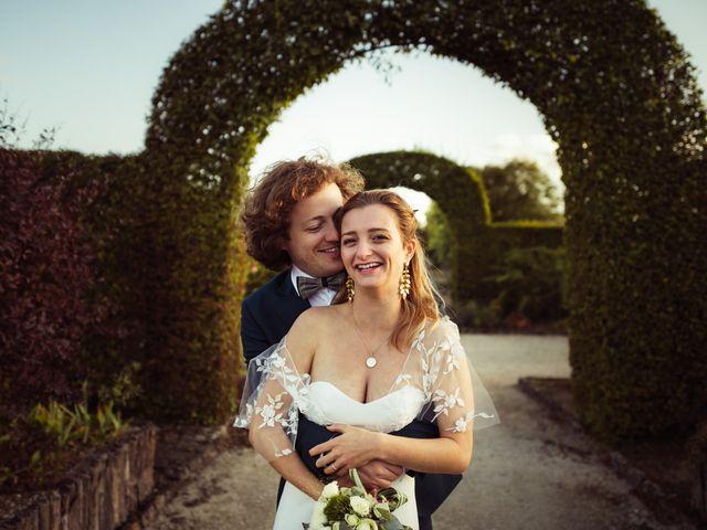 Le mariage de Clément et Solenne à Menetou-Couture, Cher 1