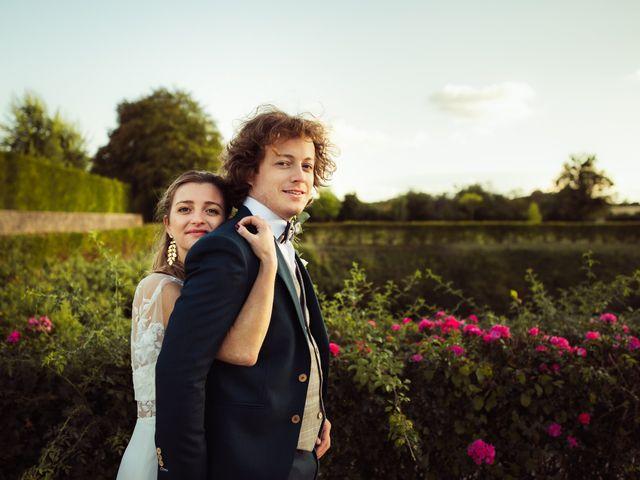 Le mariage de Clément et Solenne à Menetou-Couture, Cher 2