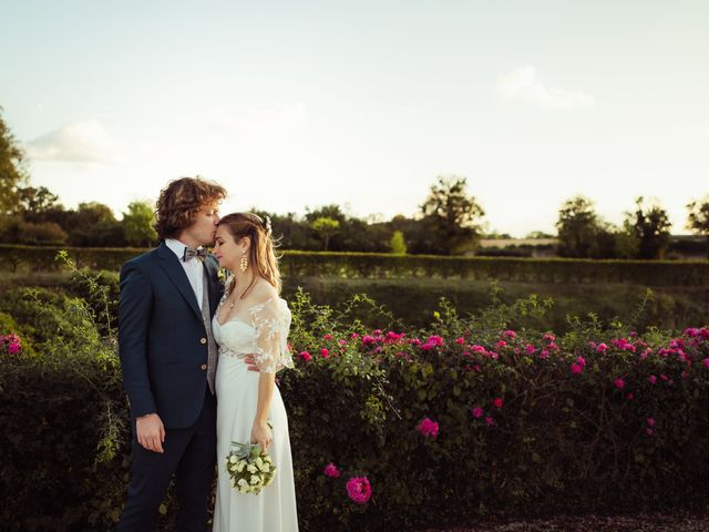 Le mariage de Clément et Solenne à Menetou-Couture, Cher 17