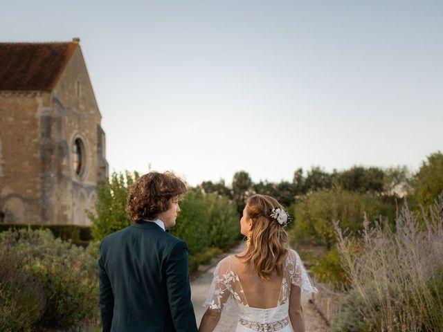 Le mariage de Clément et Solenne à Menetou-Couture, Cher 18