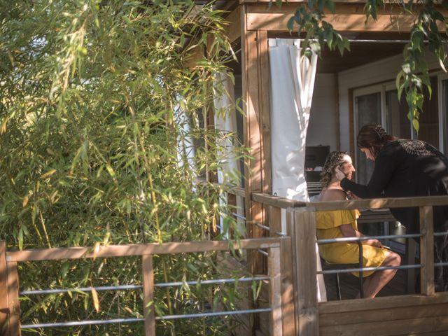 Le mariage de Joffrey et Elody à Labeaume, Ardèche 5