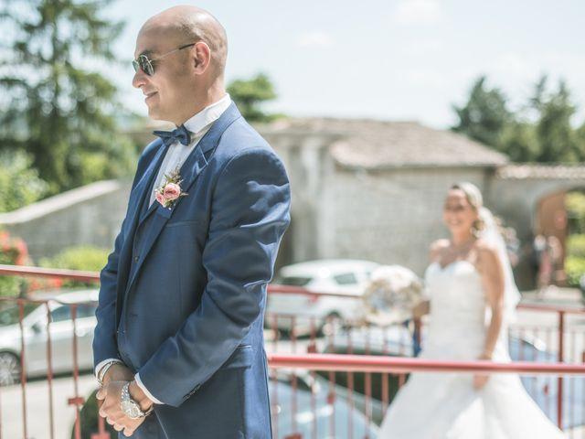 Le mariage de Joffrey et Elody à Labeaume, Ardèche 19