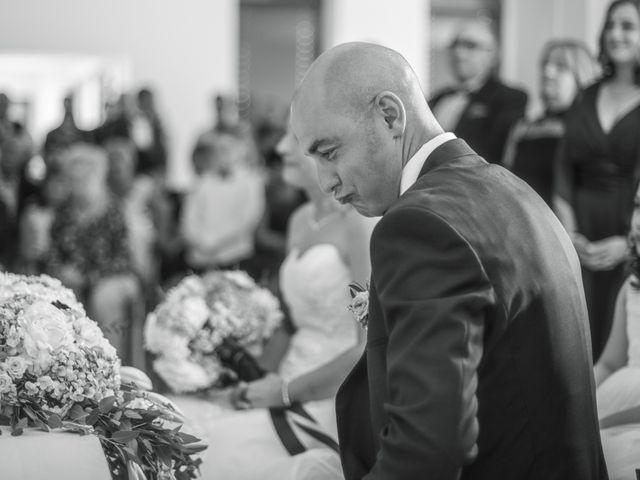Le mariage de Joffrey et Elody à Labeaume, Ardèche 20