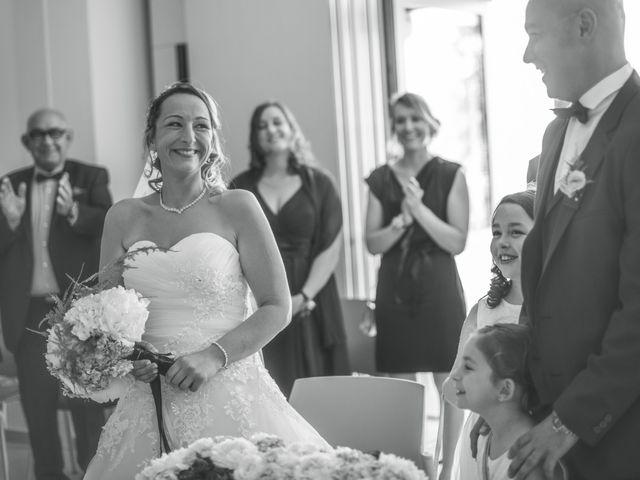 Le mariage de Joffrey et Elody à Labeaume, Ardèche 21