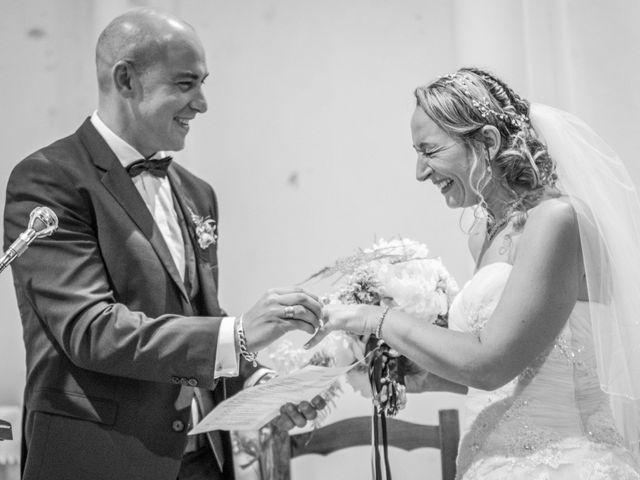 Le mariage de Joffrey et Elody à Labeaume, Ardèche 24