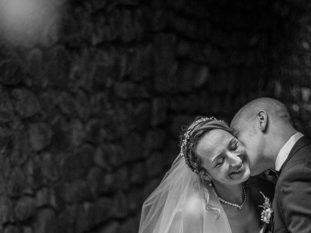 Le mariage de Joffrey et Elody à Labeaume, Ardèche 29